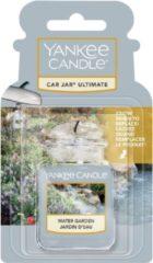 Blauwe Yankee Candle Water Garden Car Jar Ultimate