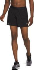 Asics - Ventilate 2-n-1 5in Short - Hardloopbroek maat XXL, zwart/bruin
