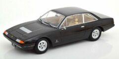 Ferrari 365 GT4 2+2 1972 Zwart 1-18 KK Scale Limited Edition