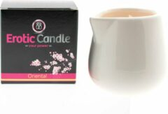 Erotic Candle Massage Kaars - Oriental - 165 gram
