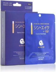 Witte Mitomo Japan Mitomo Syn Ake Gezichtsmasker - Slangengif Gezichtsverzorging Masker - Face Mask Beauty - Sheet Mask - Skincare Rituals - Valentijn Cadeautje Vrouw