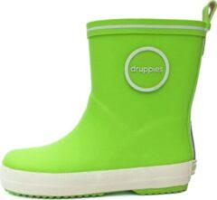 Groene Druppies Fashion Boot Unisex Regenlaarzen Maat 20