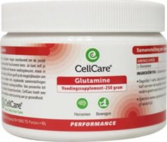 CellCare Glutamine Poeder 250gr