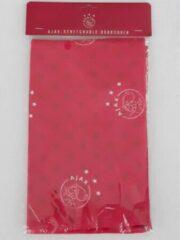 Rode AFC Ajax 4 Ajax rekbare boekenkaften tot A4 - Stretchbare boekenkaft - Géén kaftpapier meer nodig