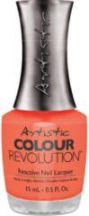 Oranje Artistic Nail Design Colour Revolution Break The Mold