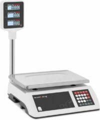 Steinberg Digitale weegschaal - 15 kg / 2 g - verhoogd LCD scherm