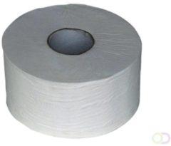 Witte Budgetpig Toiletpapier Budget Mini Jumbo 2-laags 170 m 12 rollen