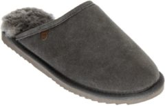 Warmbat Australia Warmbat Classic Slipper Dark Grey Heren Slippers - Maat 41 - Unisex - grijs