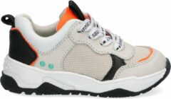 BunniesJR Bunnies Jr Jongens Lage sneakers Charly Chunky - Beige - Maat 24