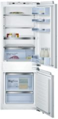 Bosch vollintegrierbare Einbau-Kühl-Gefrierkombination KIS77AF30, A++, für 158er Nische
