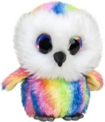 Witte Selecta Spel en Hobby Lumo Owl Stripe - Classic - 15cm