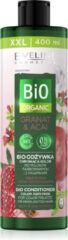 Eveline Cosmetics Bio Organic Conditioner Color Anti-Fade Granat & Acai 400ml.