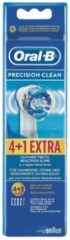 Procter&Gamble Braun EB PrecCl 4er+1 - Oral-B Aufsteckbürste Mundpflege-Zubehör EB PrecCl 4er+1, Aktionspreis