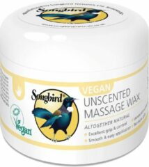 Songbird Vegan Unscented Massage Wax 100 gr