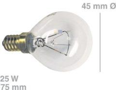 Universeel Lampe E14 25W 220/230V für Ofen 10007084