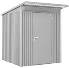 Van Kooten Tuin en Buitenleven Metalen Berging AvantGarde A1 180x180x218 cm met enkele deur