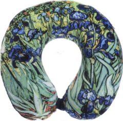 Robin Ruth Memory Foam Nekkussen Van Gogh Irissen