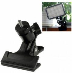 Merkloos / Sans marque Stevige 360 Graden Draaibare Klem voor GoPro