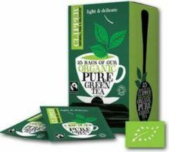 Clipper Tea - groen Tea BIO - 6 x 25 zakjes