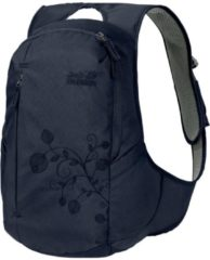Donkerblauwe Jack Wolfskin Ancona Backpack - Women - Midnight Blue - ONE SIZE