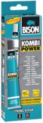 Bruine Bison 2-componentenlijm Kombi Power 65 ml