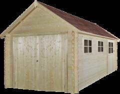 Gardenas | Garage Coventry 320x505 cm | Geimpregneerd