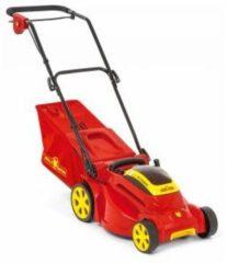 Rode WOLF-Garten 18BKJJ33650 Duwgrasmaaier Batterij/Accu Rood, Geel grasmaaier