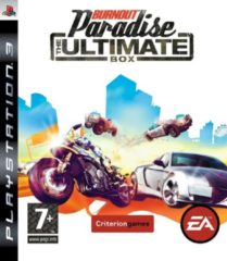 Electronic Arts Burnout Paradise The Ultimate Box Game PS3