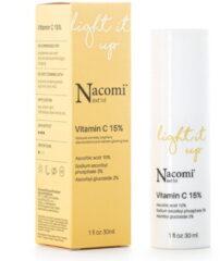 Nacomi Light It Up Vitamine C Serum 15% 30ml.