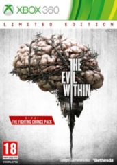 Bethesda The Evil Within Limited Edition Xbox 360