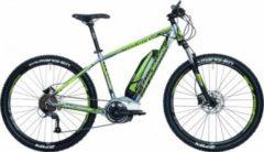 27,5 Zoll Elektro Mountainbike 9 Gang Atala Youth... silber, 41cm
