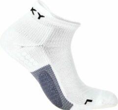 Rexy Enkel Sportsokken - Unisex - Wit - Small (1 paar)