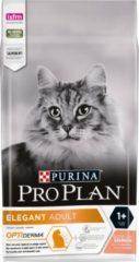 Pro Plan Kat Elegant Adult 1+ - Rijk aan Zalm - Kattenvoer - 1,5 kg
