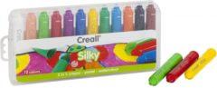 Creall 3in1 Silky Waskrijtjes 12 Kleuren