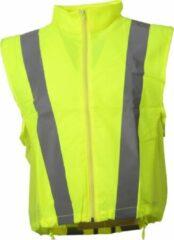 Joggy Safe Veiligheidsbodywarmer Unisex Geel Maat M