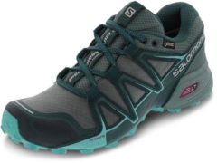 Salomon Speedcross Vario 2 GTX Women Damen Laufschuh Größe UK 6 artic/north atlantic/blue bird