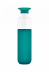 Blauwgroene Dopper - Dopper Original - Drinkfles maat 450 ml, tidal teal