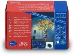 Konstsmide Kerstverlichting buiten - Snoerverlichting micro LED speedcontroller 80 lampjes - 5.53 meter - Multi
