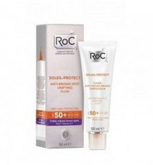 RoC® SOLEIL-PROTECT Anti-Brown Spot Fluid SPF 50+ Zonproduct 50 ml