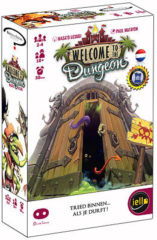 Asmodee Welcome to the Dungeon - Kaartspel