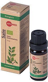 Afbeelding van Aromed Biologische Salie etherische olie - 10 ml