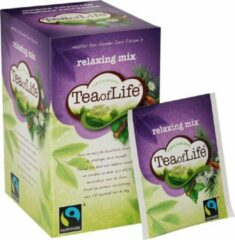 Tea of life relaxing mix 2 gr - 80 zakjes