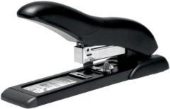 Zwarte Rapid nietmachine Heavy Duty HD70 70 blad zwart