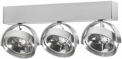 Artdelight - Plafondlamp Dutchess 3L - Aluminium - 3x LED 15W 2200K-3000K - IP20 - Dim To Warm