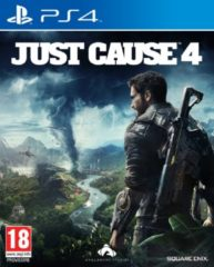 Square Enix Just Cause 4 - PS4