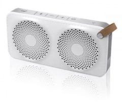 Muse Electronics Muse M-750 BTW - Spatwaterdichte bluetooth speaker - wit