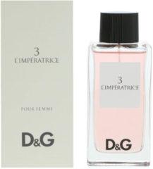 Dolce&Gabbana D&G 3 L'Impératrice Eau de Toilette (EdT) 100.0 ml