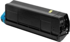 OKI C5200, C5400 tonercartridge geel standard capacity 3.000 pagina s 1-pack