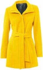 Gele Wollen jasje