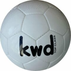 Witte KWD Top Class Voetbal - Maat 5